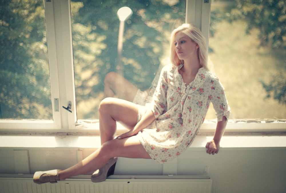 Sophie | Leipzig | Blonde Frau