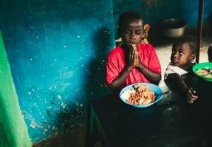 Gebet in Uganda