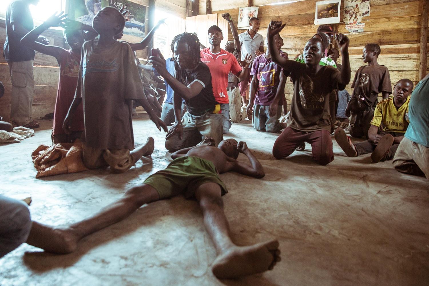Street Kids – Kampala – Uganda