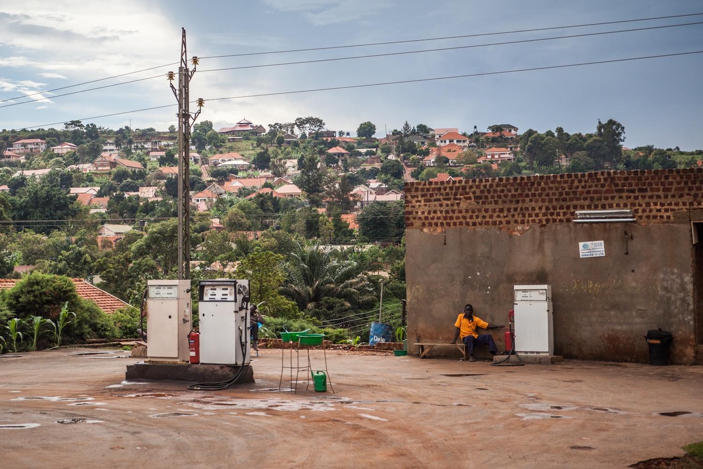 Entebbe – Streets