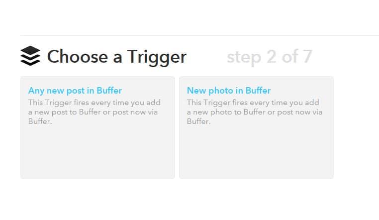 Trigger-Buffer